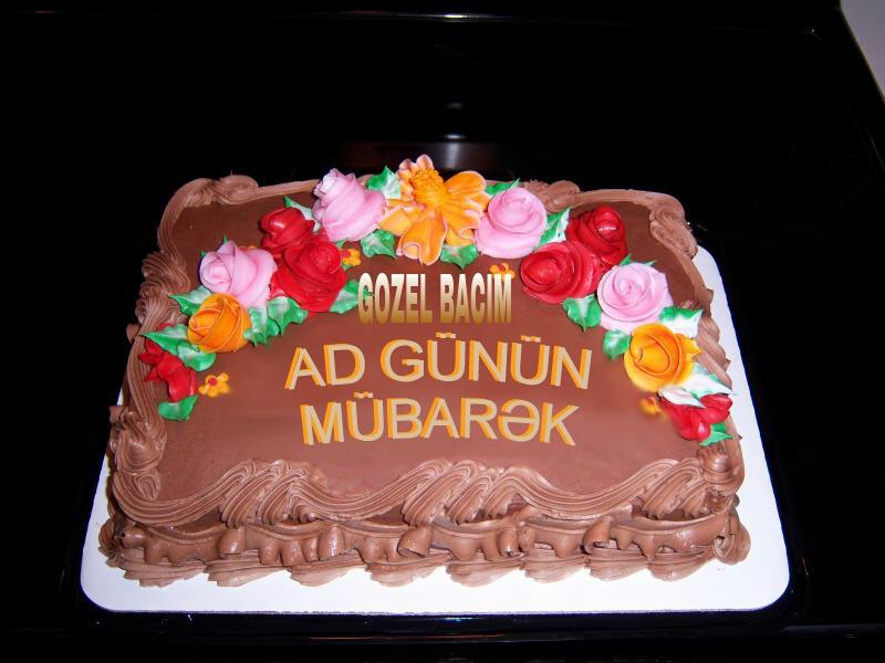 С днем рождения поздравления азербайджанские
