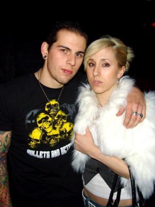 M Shadows Wife The gallery for -->...