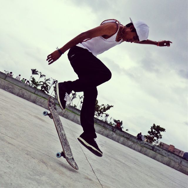 skateboard pictures gallery