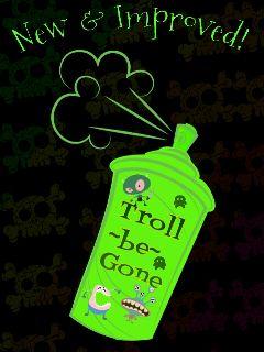 clipart drawing funny trolls troll