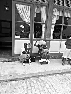 summer photography people cuba