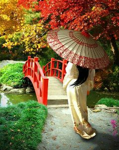 japan nature love kimono asian