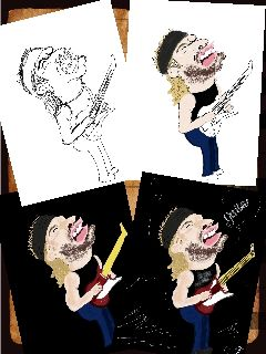 drawing argentina music drawstepbystep