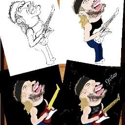 drawing argentina music drawstepbystep
