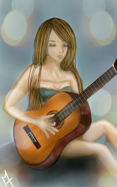 guitar drawing contest winners