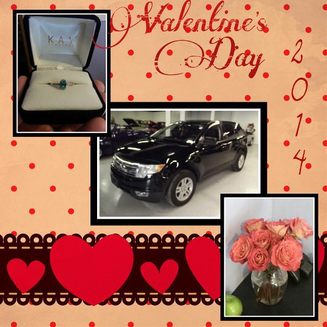 Best Valentine's day EVER!!