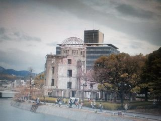 travel japan hiroshima sad rememberance past