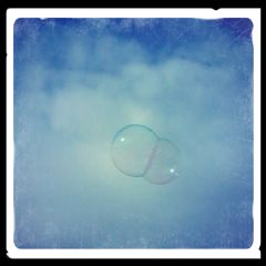 photography art sun bubbles skies