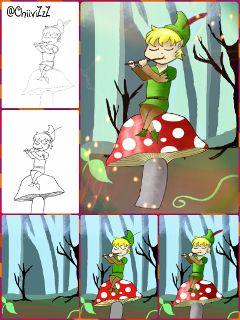 drawstepbystep drawing collage cute pencil art