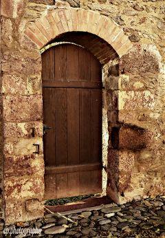 photography vintage hdr door