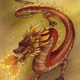 draw drawing dragon dcdragon