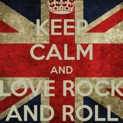 words rock roll uk