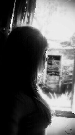 photography black & white people selfie window love