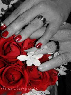 photography flowers wedding color splash