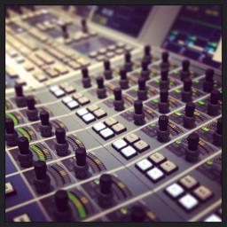 music technic photography