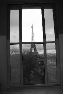 paris black & white
