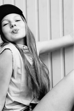 summer photography love black & white chilling duckface