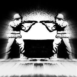 photography black & white hdr photostory