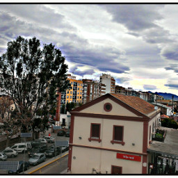 photography hdr architecture vila-real travel